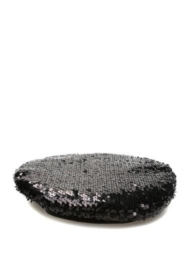 Eugenia Kim Eugenia Kim Cher  İşlemeli Kadın Kasket Şapka 101374123 Siyah